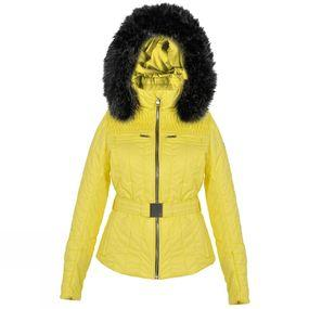 Women's Riva Quilted Belted Snow Jacket